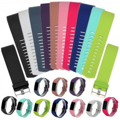 Silicone Bracelet for Fitbit Charge 2