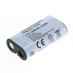 OTB - Battery for Kodak Klic-8000 Li-Ion 1300mAh - Kodak photo-video batteries - ON1463