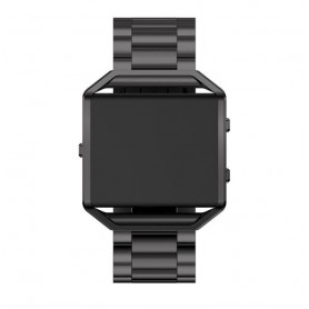 NedRo - Metal bracelet for Fitbit Blaze with frame - Bracelets - AL138-CB www.NedRo.us