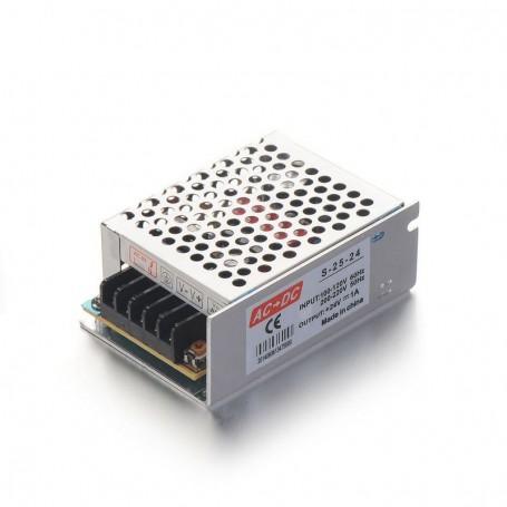 NedRo, DC24V 1A 24W Switching Power Supply Adapter Driver Transformer, LED Transformers, SPS21, EtronixCenter.com