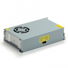 NedRo, DC24V 10A 240W Switching Power Supply Adapter Driver Transformer, LED Transformers, SPS28, EtronixCenter.com