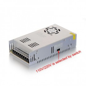 NedRo, DC24V 15A 360W Switching Power Supply Adapter Driver Transformer, LED Transformers, SPS31, EtronixCenter.com