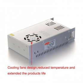 NedRo, DC5V 60A 300W Switching Power Supply Adapter Driver Transformer, LED Transformers, SPS45, EtronixCenter.com