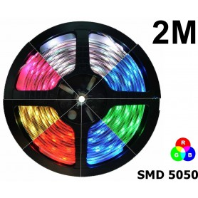 NedRo, IP20 RGB LED Strip SMD5050 60led p/m, LED Strips, AL504-CB