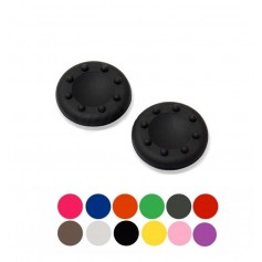 unbranded - 2 Pieces Silicone protection cap grips for PS3 PS4 - PlayStation 4 - ON3656-1-CB