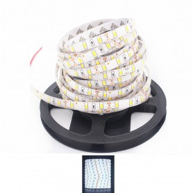 NedRo, IP20 SMD5630 Cold White 12V Led Strip 60LED, LED Strips, AL281-CB