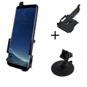 Haicom, Haicom dashboard phone holder for SAMSUNG GALAXY S8 HI-503, Car dashboard phone holder, ON3744-SET