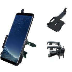 Haicom - Car-Fan Haicom Phone holder for SAMSUNG GALAXY S8 HI-503 - Car fan phone holder - ON4797-SET www.NedRo.us