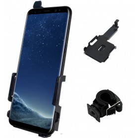 Haicom, Haicom bicycle phone holder for SAMSUNG GALAXY S8 HI-503, Bicycle phone holder, ON4798-SET