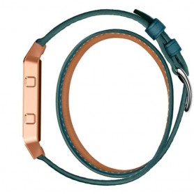 NedRo - Infinity Leather Bracelet for Fitbit Blaze without Housing - Bracelets - AL152-CB www.NedRo.us