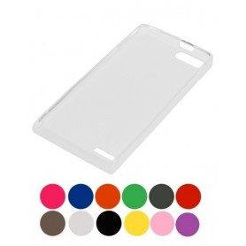 OTB, TPU Case for Huawei Ascend P7 Mini, Huawei phone cases, ON2528-CB, EtronixCenter.com