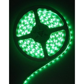 NedRo, Green 12V IP65 SMD3528 Led Strip 60LED per meter, LED Strips, AL040-CB