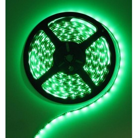 NedRo, Green 12V IP20 SMD3528 Led Strip 60LED per meter, LED Strips, AL020-CB