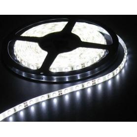 Oem - Cold White 12V IP65 SMD5050 Led Strip 60LED per meter - LED Strips - AL158-CB