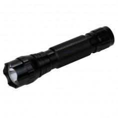 Oem - WF-501B 18650 CR123A UV Flashlight Waterproof Violet Purple LED Torch - Flashlights - LFT73