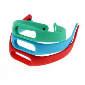 OTB, Set of 3 TPU bracelet for Xiaomi Mi Band 2, Bracelets, ON3858, EtronixCenter.com