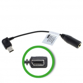 Oem - Audio Cable 11pin ExtUSB to 3.5mm Jack ON236 - Other data cables  - ON236