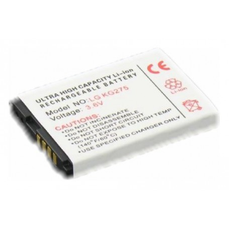 Oem - Battery compatible with LG KF510 / KG275 - LG phone batteries - YML103