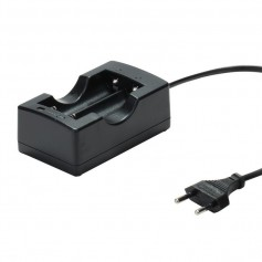 unbranded, 18650 Dual Charger EU Plug for Li-ion Rechargeable Battery, Battery chargers, BC59