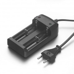 Oem - Dual Li-ion Battery Charger for 18650 CR123A 16340 14500 26650 - Battery chargers - BC41-CB