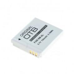OTB - Battery for Canon NB-6L 750mAh 3.7V Li-Ion - Canon photo-video batteries - ON1585
