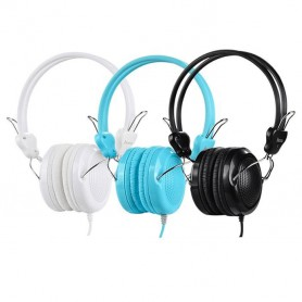 HOCO - HOCO Premium W5 Digital Headphone 3.5mm - Headsets and accessories - H60397-CB www.NedRo.us