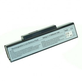 OTB - Battery for Asus A32-K72 / A32-N71 Li-Ion 6600mAh - Asus laptop batteries - ON1831 www.NedRo.us
