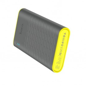 HOCO - HOCO Rege 20000mAh Power Bank 2x 2.1A - Powerbanks - H60730-CB www.NedRo.us