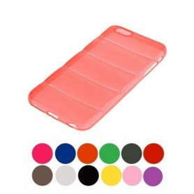 OTB - TPU Case for Apple iPhone 6 / 6S Lines - iPhone phone cases - ON1146-CB