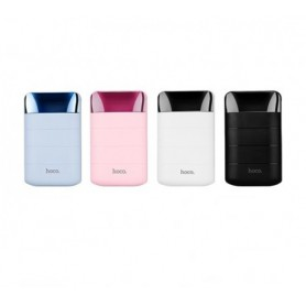 HOCO - HOCO Domon 10000mAh Power Bank 1A/2A with flashlight - Powerbanks - H60365-CB www.NedRo.us