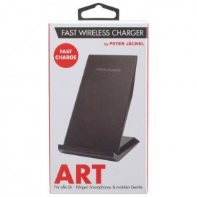 Peter Jäckel, PETER JÄCKEL Qi Fast charge wireless charger art, Wireless chargers, ON4901