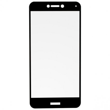 Peter Jäckel - Full Display HD Tempered Glass for Huawei P8 Lite (2017) - Huawei tempered glass - ON4912 www.NedRo.us