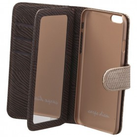 CARPE DIEM, CARPE DIEM Bookstyle case for Apple iPhone 6 / 6S, iPhone phone cases, ON3445-CB, EtronixCenter.com