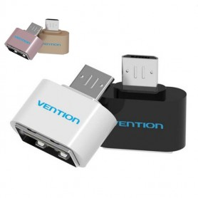 USB 2.0 to Micro USB OTG Adapter Converter