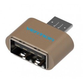 Vention, USB 2.0 to Micro USB OTG Adapter Converter, USB adapters, V009-CB