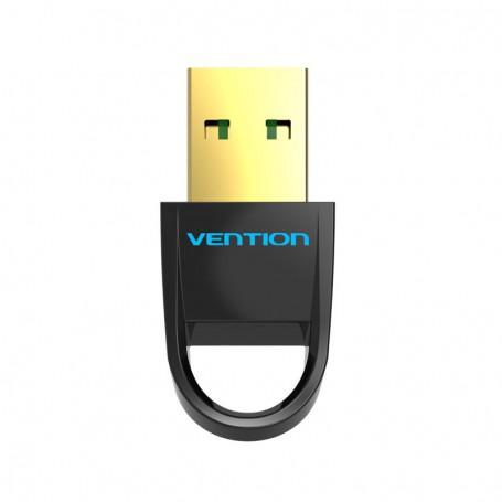 Vention, USB Bluetooth Adapter v4.0 Dual Mode CRS Audio Receiver, Wireless, V018-CB