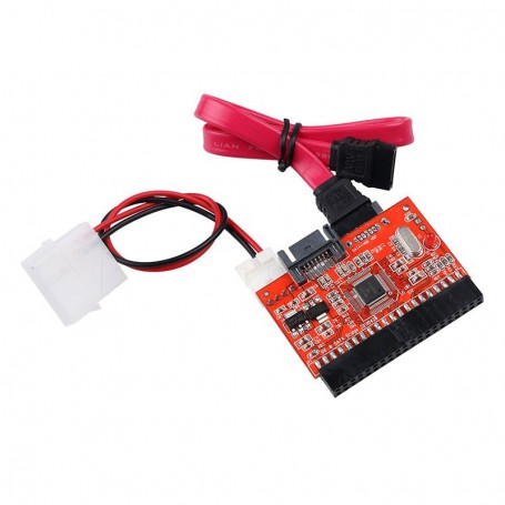 Oem - 2in1 IDE HDD to SATA Hard Drive Serial ATA 1.5 Gbp CL816 - SATA and ATA adapters - CL816