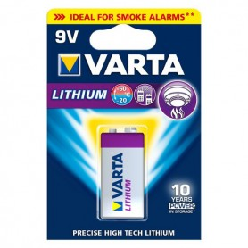 Varta, Varta battery Professional Lithium 9V E-Block 6LP3146 ON066, Other formats, ON066-CB