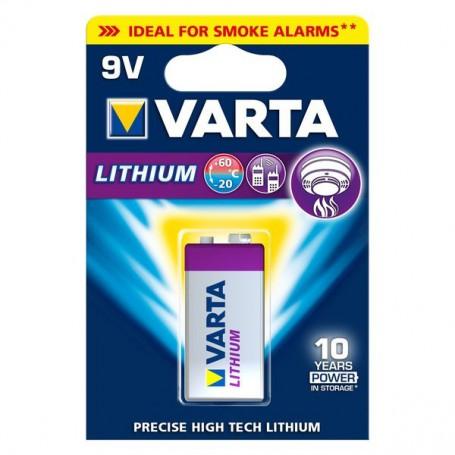 Varta, Varta battery Professional Lithium 9V E-Block 6LP3146 ON066, Other formats, ON066-CB, EtronixCenter.com