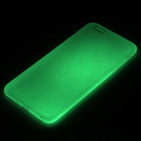 OTB - TPU case Glow in the dark for Apple iPhone 6 Plus / iPhone 6S Plus - iPhone phone cases - ON4946