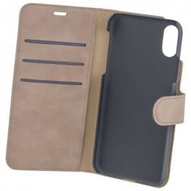 Commander - COMMANDER Bookstyle case for Apple iPhone X - iPhone phone cases - ON4770-CB