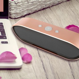 NedRo, 6W CY-01 Bluetooth v4.1 Speaker 3D MP3 Aux TF, Speakers, AL175-CB, EtronixCenter.com