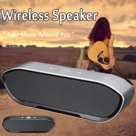 NedRo - 6W CY-01 Bluetooth v4.1 Speaker 3D MP3 Aux TF - Speakers - AL175-CB www.NedRo.us