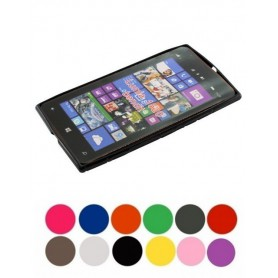 OTB, TPU case for Nokia Lumia 1520, Nokia phone cases, ON917-CB, EtronixCenter.com