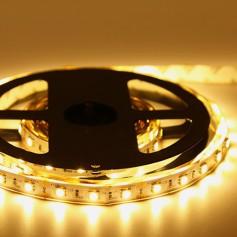 IP65 SMD3528 12V LED  Strip 60LED White