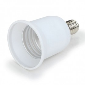 NedRo, E12 to E27 Socket Converter, Light Fittings, LCA24-CB