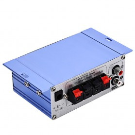 NedRo - RCA 2 Channel Hi-Fi Stereo Amplifier Booster - Audio adapters - AL146-CB www.NedRo.us