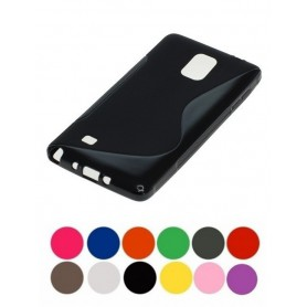 OTB, TPU Case for Samsung Galaxy Note 4 SM-N910, Samsung phone cases, ON1087-CB, EtronixCenter.com