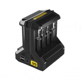 NITECORE - Nitecore Intellicharger i8 8-Bay Charger Battery charger - Battery chargers - BS006