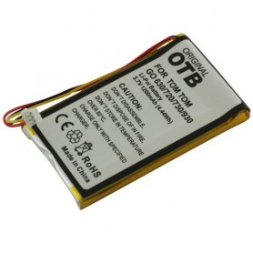 OTB - Battery for TomTom Go 720 1200mAh Li-Polymer ON1840 - Navigation batteries - ON1840 www.NedRo.us